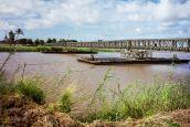 Mabey Floating Bridge - Mozambique