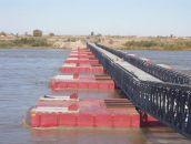 Mabey Floating Bridge Pontoons, Tikrit - Iraq