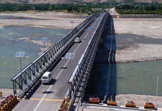 Gammon Bridge, Pakistan