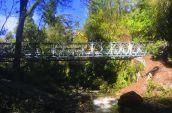 Puente de Westport, Nueva Zelanda