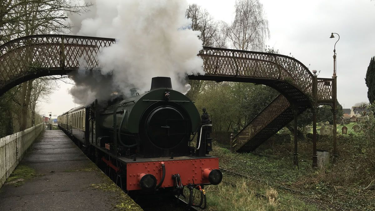 Mabey - Dean Forest Railway