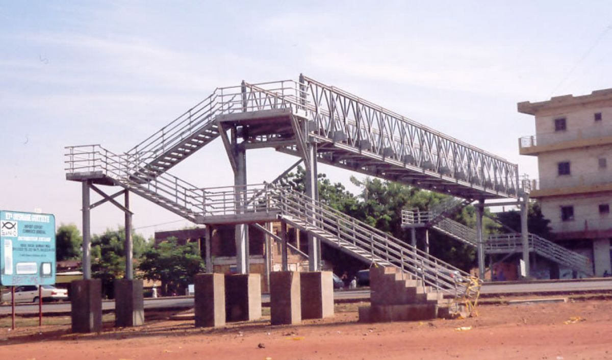 Mabey Footbridge