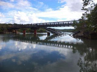 Bohol Island Emergency Bridge