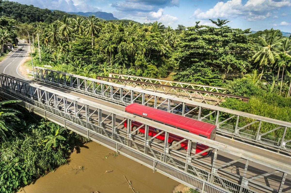 Mabey Delta, Sri Lanka