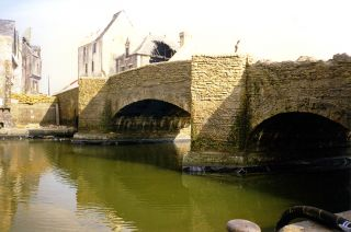 The 'Alamo Bridge' from Saving Private Ryan