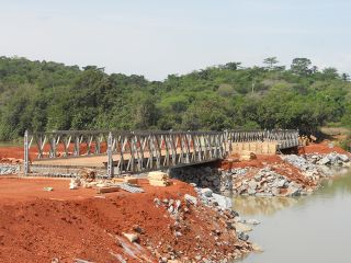 Lom Pangar Hydro-Electric Dam, Cameroon