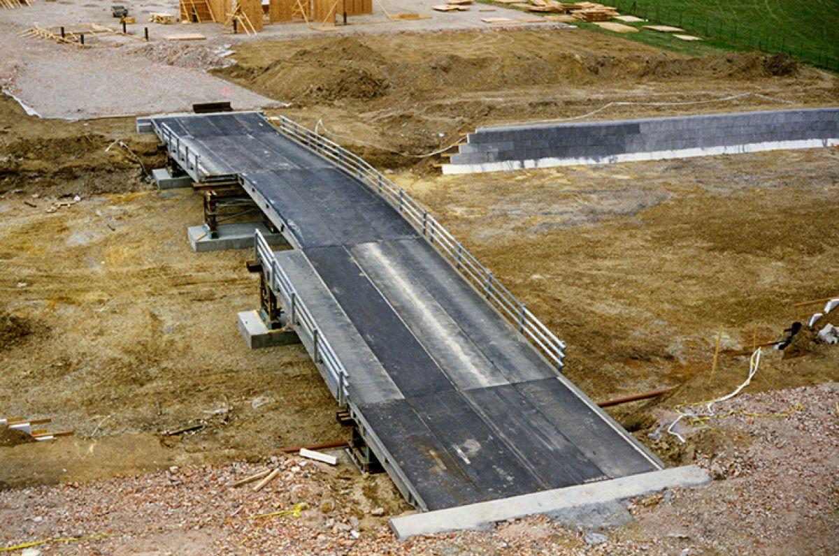 The Alamo Bridge from Saving Private Ryan