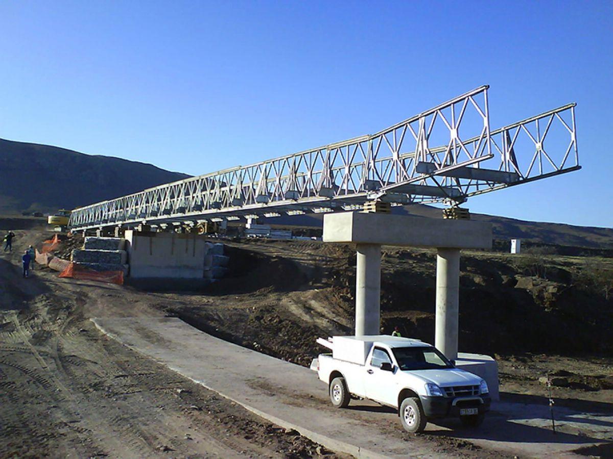 Bengu, Thabane and Tsomo Bridges, South Africa