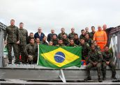 Brazilian Army Training