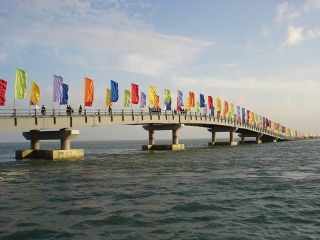Sri Lanks Regional Bridge Project