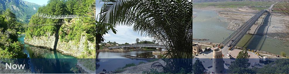 New Mabey Bridge timeline