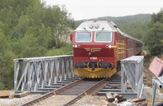 Emergency Rail