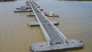 Berbice River Bridge, Guyana