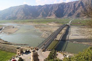 Mabey Delta Gammon Bridge Swat Valley Pakistan
