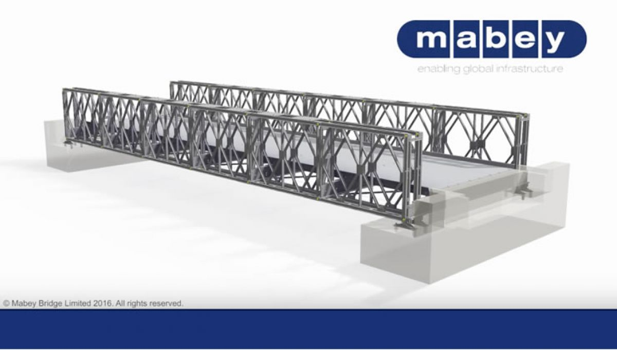 Mabey Compact 200 Bridging System