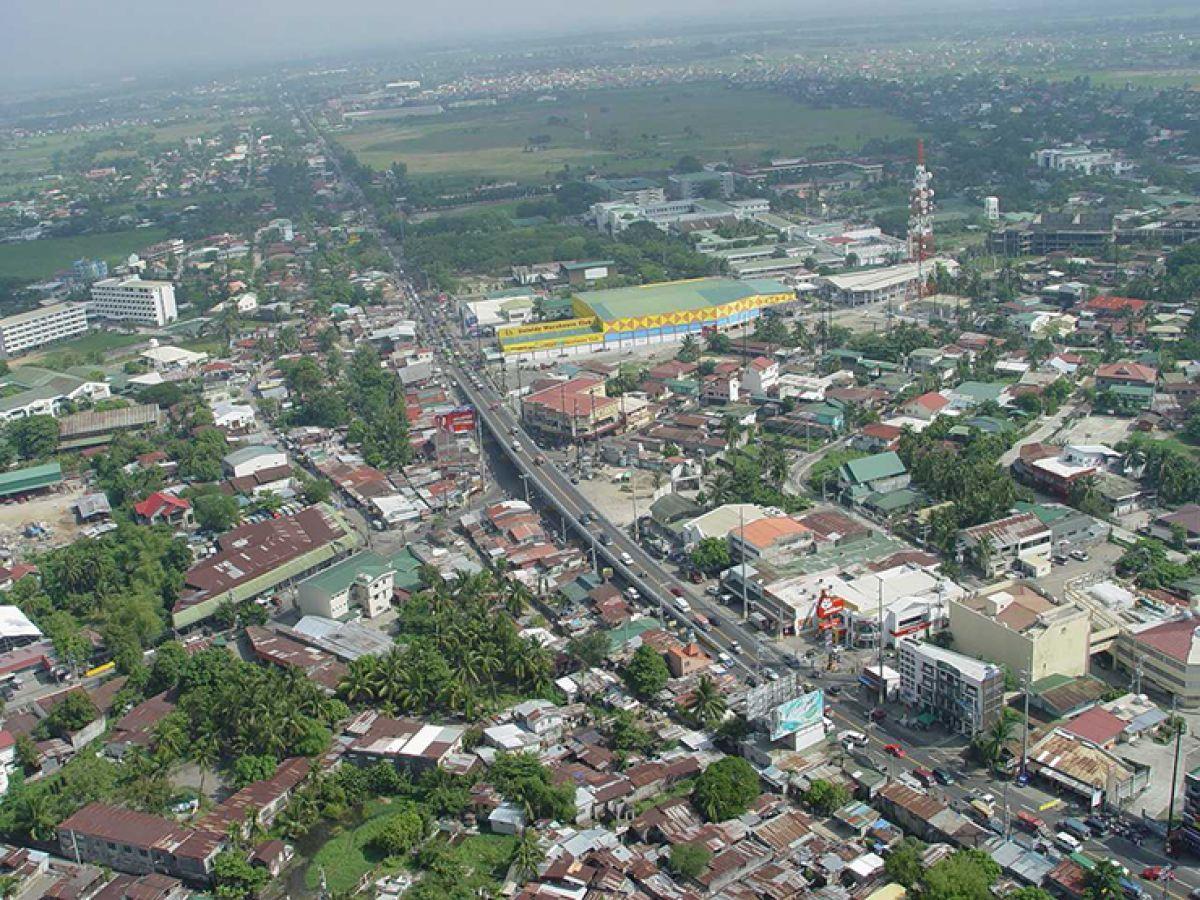 Malalos City Flyover, Philippines