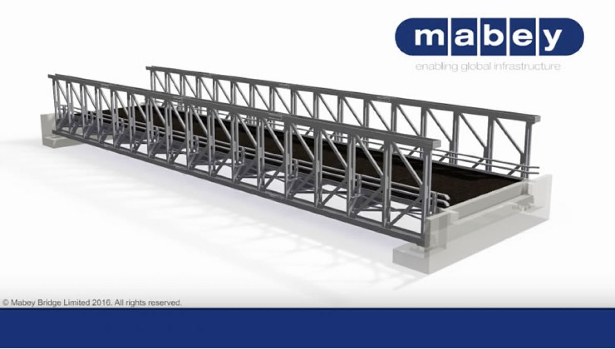 Mabey Delta Bridging System
