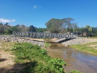 Nakabuta Bridge - Mabey Bridge