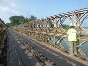 Bridge Inspection Myanmar
