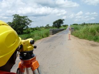 Bridge Inspection Angola