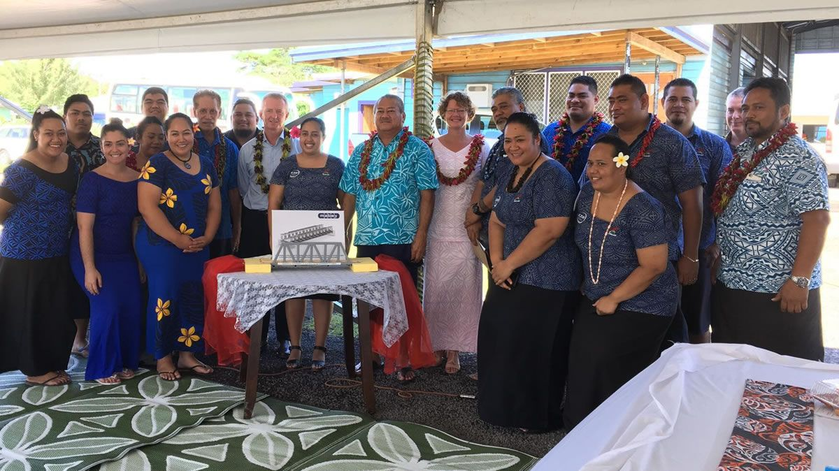 New bridges to support a safe and sustainable transport network in Samoa