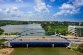 Mabey Polduwa Bridge, Sri Lanka, by Day