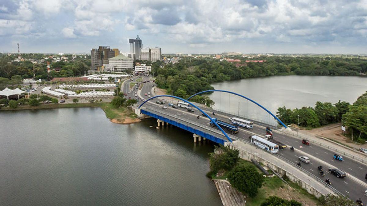 Polduwa Bridge, Sri Lanka