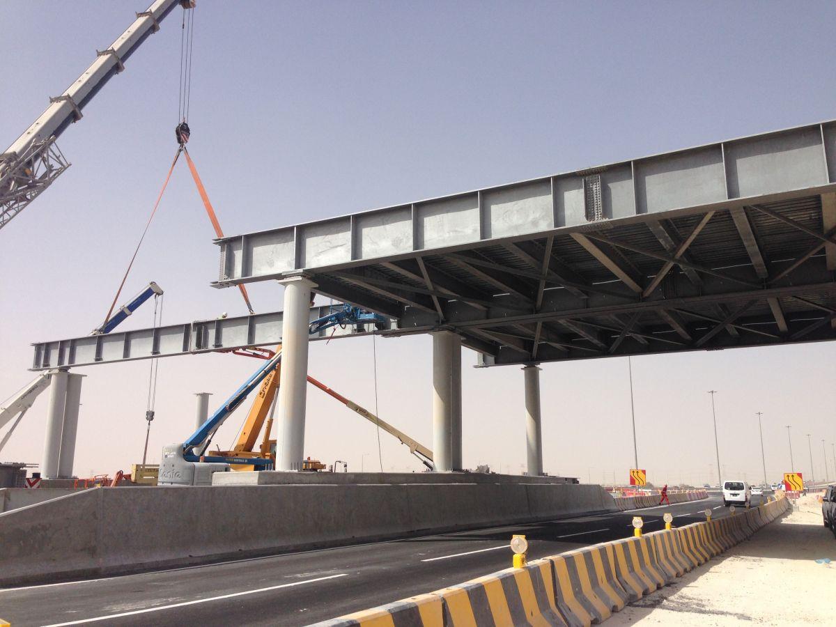 Mabey Atlas, Detour, Qatar