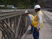 Bridge Inspection Huallaga