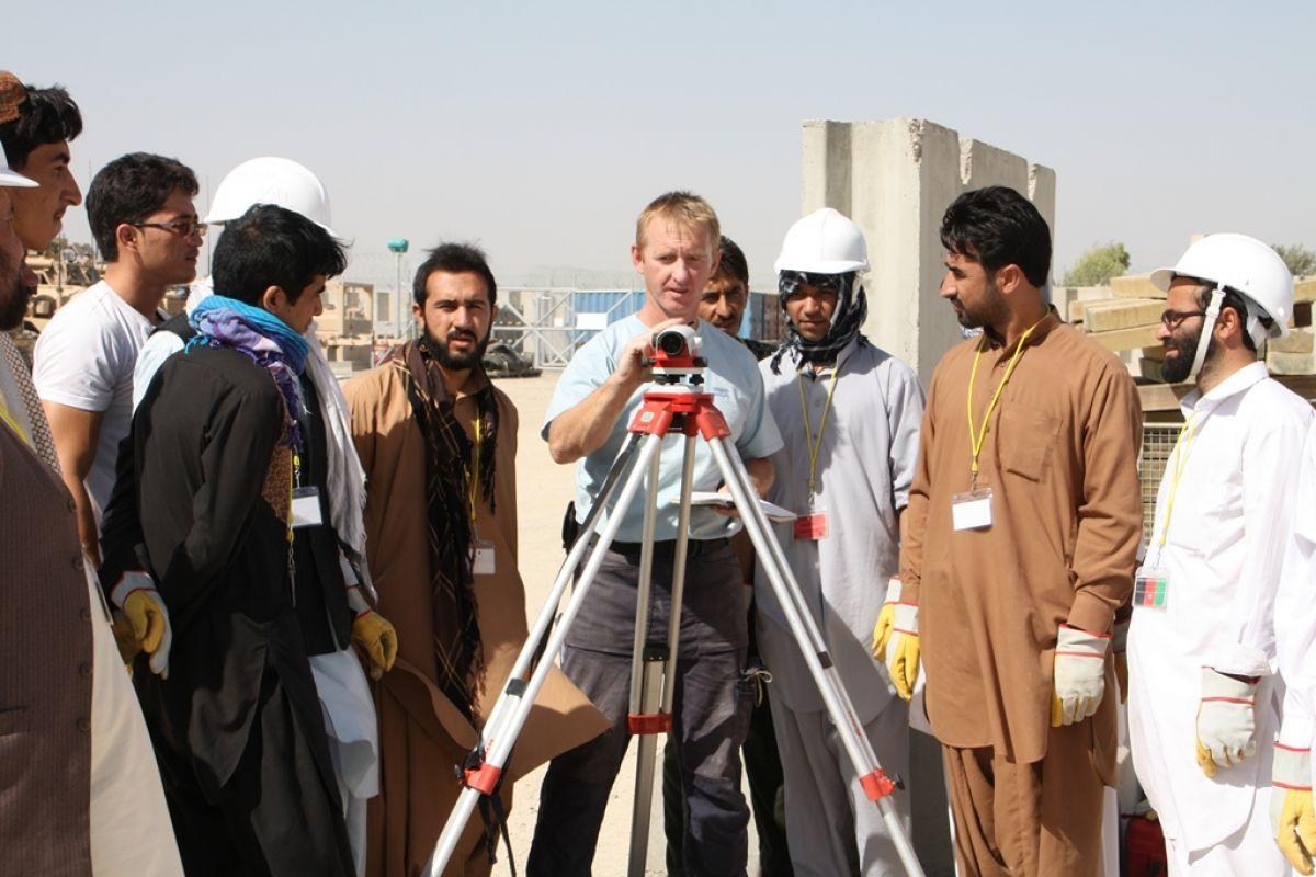 Installation Training Afghanistan