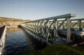 Mabey Bridge to provide new permanent structure to link Outer Hebrides islands