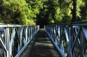 Westport Bridge, Westport, New Zealand